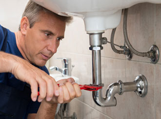 Preventing mold by fixing leaks