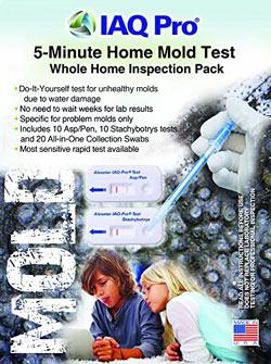 IAQ Pro 5 minute Home Mold Test Kit
