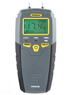 General Tools MMD4E Moisture Meter