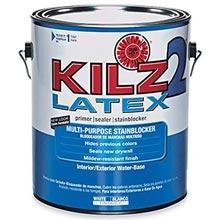 Kilz latex mold resistant paint