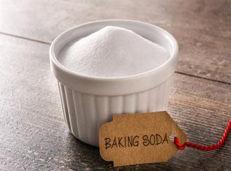 Does baking soda get rid of mold