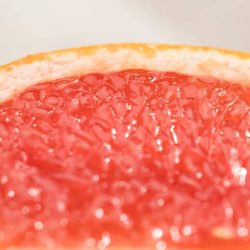 Grapefruit seed extract for mold.