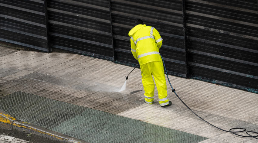 The best pressure washers.