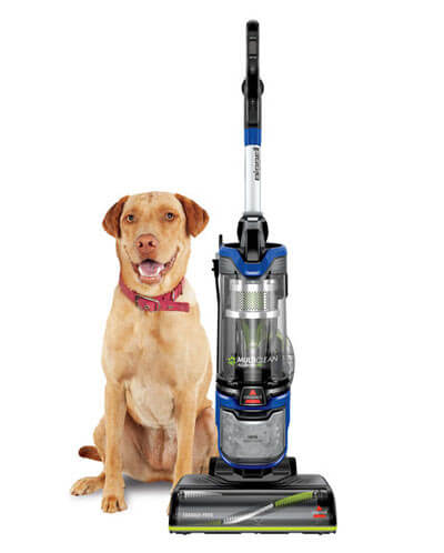 BISSELL 2999 MultiClean Pet Vacuum with HEPA Seal System