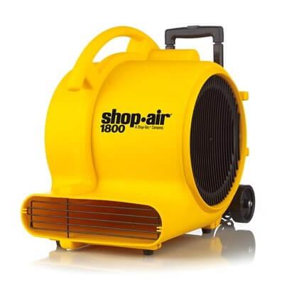 Shop-Air 1030100 Carpet Blower